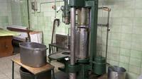 55PLUS Medien GmbH / Ölmühle Kocbek Ölpresse, Sveti Jurij / Zum Vergrößern auf das Bild klicken