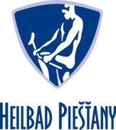 Bad Piestany, Slowakei - Spa-Logo / Zum Vergrößern auf das Bild klicken