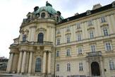 Stift Klosterneuburg / Zum Vergrößern auf das Bild klicken