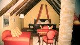 55PLUS Medien / Hotel-Restaurant Brummeier Suite mit Bett / Zum Vergrößern auf das Bild klicken