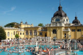 Foto � Edith Spitzer, Wien | www.55PLUS-magazin.net / Szechenyi Bad, Budapest - Therapietrakt
