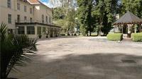 55PLUS Medien GmbH / Terme Dobrna - altes Kurhaus / Zum Vergrößern auf das Bild klicken