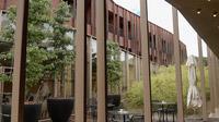 55PLUS Medien GmbH / Terme Olimia - Hotel Sotelia Café Innenhof / Zum Vergrößern auf das Bild klicken