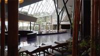 55PLUS Medien GmbH / Terme Olimia - Thermenlandschaft Orhidelia - Bambus Pool / Zum Vergrößern auf das Bild klicken