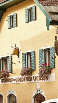 © Goldener Ochs, Bad Ischl / Hotel Goldener Ochs, Bad Ischl / Zum Vergrößern auf das Bild klicken