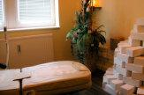 Foto © Edith Spitzer, Wien | 55PLUS Medien GmbH / Thermal Hotel Mosonmagyárovár, Ungarn - Massagestuhl / Zum Vergrößern auf das Bild klicken