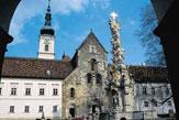 Niederösterreich-Werbung / K. M. Westermann / Stift Heiligenkreuz (gründete ältestes Weingut der Thermenregion) / Zum Vergrößern auf das Bild klicken