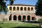 Villa dei Vescovi, Euganäische Hügel im Veneto / Zum Vergrößern auf das Bild klicken