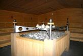 55PLUS Rottal-Terme, Vitarium- Kristallsauna / Zum Vergrößern auf das Bild klicken