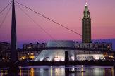 © OT Le Havre Pixell / Volcan in Le Havre / Zum Vergrößern auf das Bild klicken