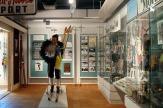 Mora, Schweden - Wasalauf-Museum / Zum Vergrößern auf das Bild klicken