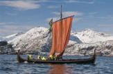 Wikingerschiff - © CH//Innovation Norway / Zum Vergrößern auf das Bild klicken