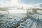 © Foehr Tourismus GmbH / Winterlandschaft auf Föhr / Zum Vergrößern auf das Bild klicken