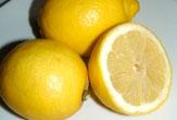 Zitronen / Zum Vergr��ern auf das Bild klicken