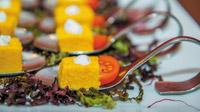 � Spot Magazine Carina Scheuringer, 2015 / Z�rich, Schweiz - Foodtour im Les Salles / Zum Vergr��ern auf das Bild klicken