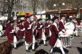 © 55PLUS Medien GmbH / Zürich, Schweiz - Zunftparade / Zum Vergrößern auf das Bild klicken