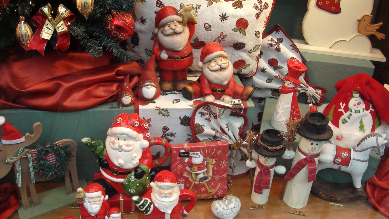 Weihnachtsmarkte Christkindlmarkte Christbaumschmuck