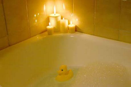 55PLUS Badewanne zum Wohlfühlen