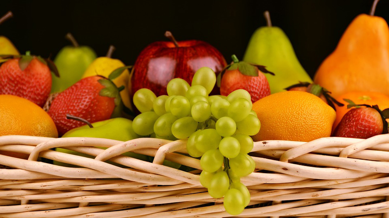 © pixabay.com / fruit basket