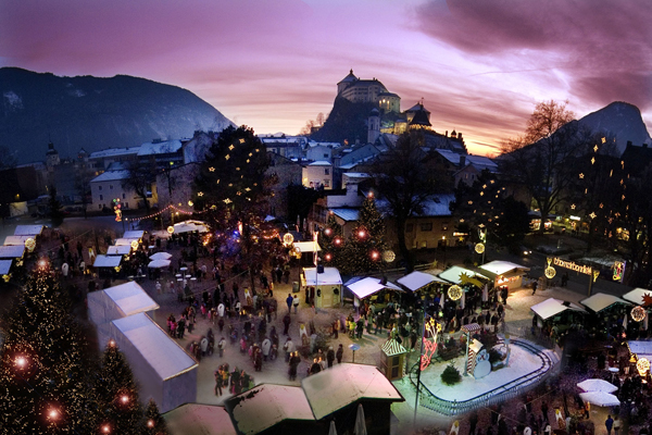 Kufstein, Tirol - Advent