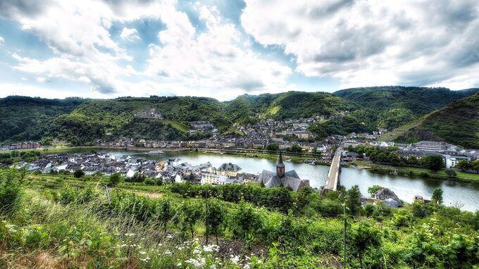 © Touristinfo Ferienland Cochem / Cochem-Zell, Rheinland-Pfalz / Zum Vergrößern auf das Bild klicken