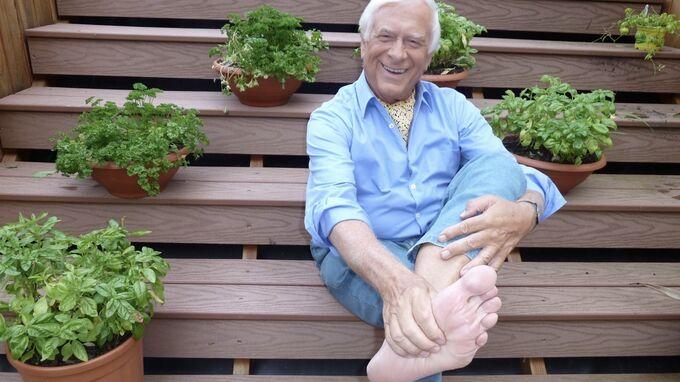 Hademar Bankhofer - Fußmassage