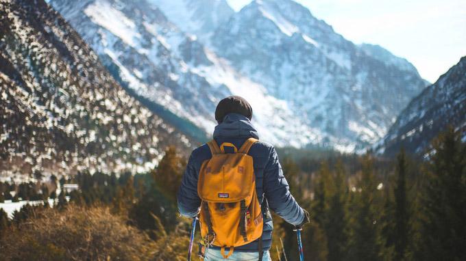 © Unsplash / Aktiv bleiben im Winter / Zum Vergrößern auf das Bild klicken