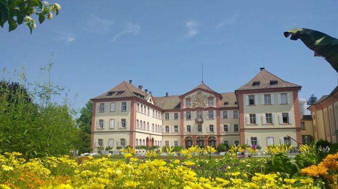 © Donau Touristik |Marlene Hackl / Mainau, Bodensee - Schloss Mainau / Zum Vergrößern auf das Bild klicken
