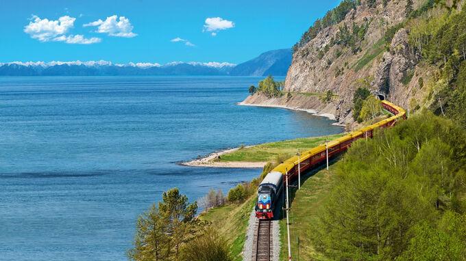 © Ameropa / Transsibirische Eisenbahn / Zum Vergrößern auf das Bild klicken