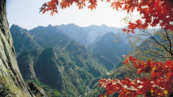 © Korea Tourism Org / Russland Südkorea Japan / Zum Vergrößern auf das Bild klicken