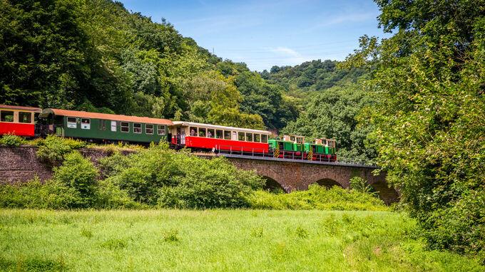 © Achim Meurer / Brohtal, Rheinland-Pfalz - Vulkan-Express / Zum Vergrößern auf das Bild klicken