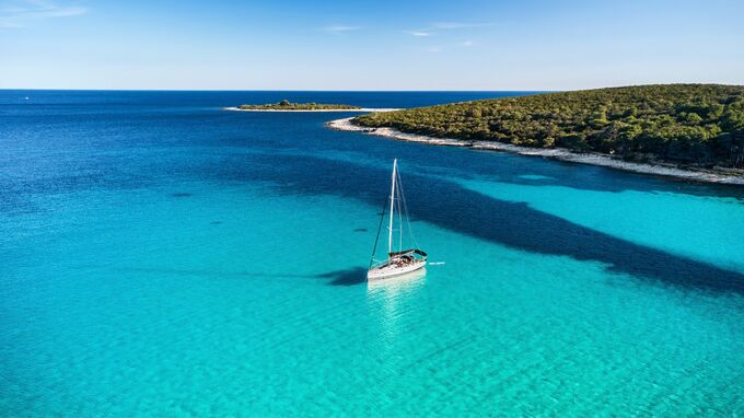 Region Zadar, Kroatien - Segeltour