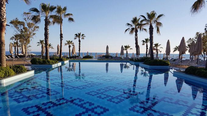 © Charles E. Ritterband / Antalya, Türkei - Hotel Ali Bey Resort / Zum Vergrößern auf das Bild klicken
