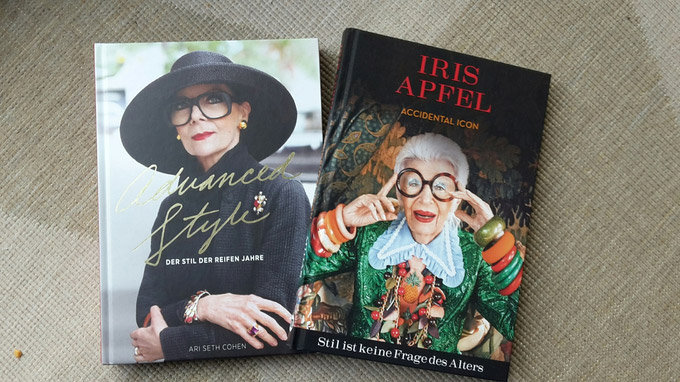 © Edith Köchl, Wien / Cover - Advanced Style und Stil ist keine Frage des Alters / Zum Vergrößern auf das Bild klicken