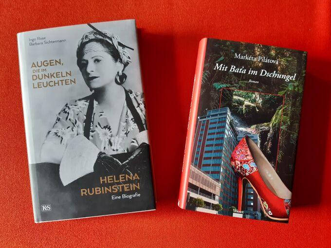 Biografie Rubenstein und Bata