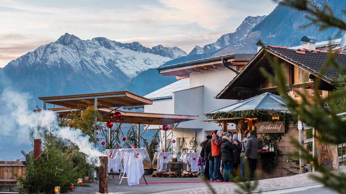 © Tourismusverein Schenna / Hannes Niederkofler / Schenna, Südtirol - Bauernadvent / Zum Vergrößern auf das Bild klicken