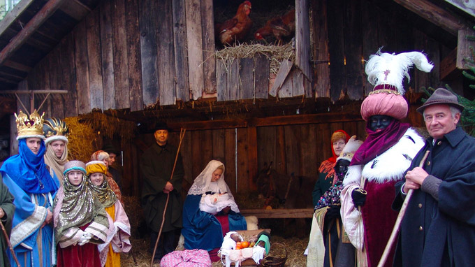 © Gemeinde Andechs / Andechs, Bayern - Christkindlmarkt / Zum Vergrößern auf das Bild klicken
