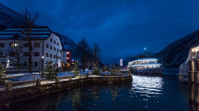 © Hannes Senfter / Achensee, Tirol - Schifffahrt / Zum Vergrößern auf das Bild klicken
