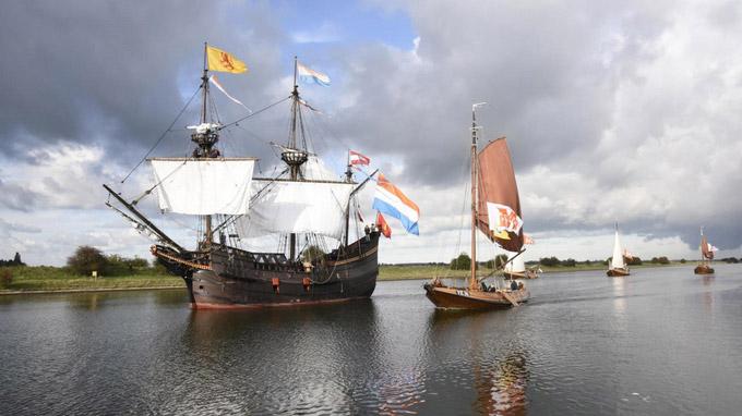 © VVV Zeeland / Zeeland, NL - Alte Schiffe / Zum Vergrößern auf das Bild klicken
