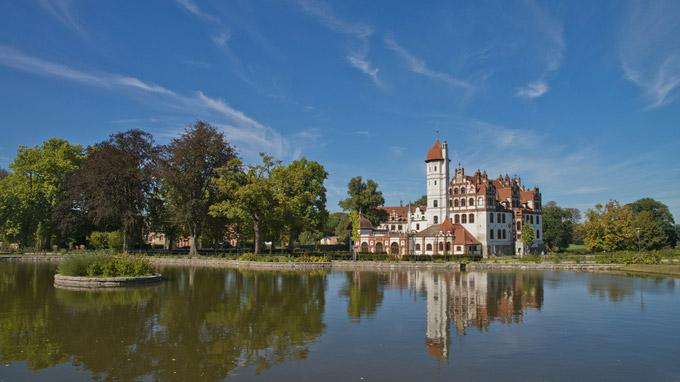 © 1000seen.de / Christin Drühl / Schloss Basedow, DE / Zum Vergrößern auf das Bild klicken