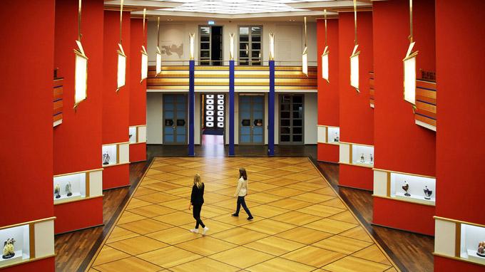 © Leipzig Tourismus und Marketing GmbH / Andreas Schmidt / Leipzig, DE - Bauhaus / Zum Vergrößern auf das Bild klicken