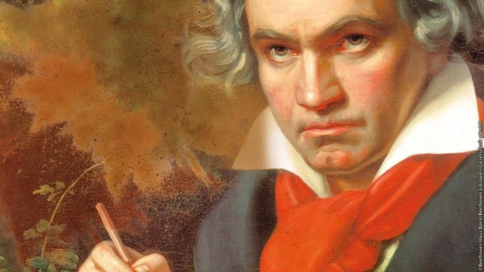 © Beethoven-Haus Bonn/Beethoven Jubiläums Gesellschaft gGmbH / Beethoven Gemälde / Zum Vergrößern auf das Bild klicken