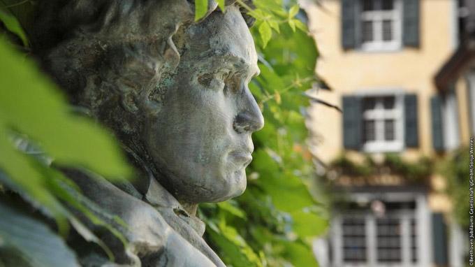 © Beethoven Jubiläums Gesellschaft gGmbH/Sonja Werner / Beethoven als Bonner Bürger / Zum Vergrößern auf das Bild klicken