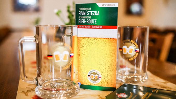 © meeco Communication Services / Erzgebirgische Bier-Route / Zum Vergrößern auf das Bild klicken