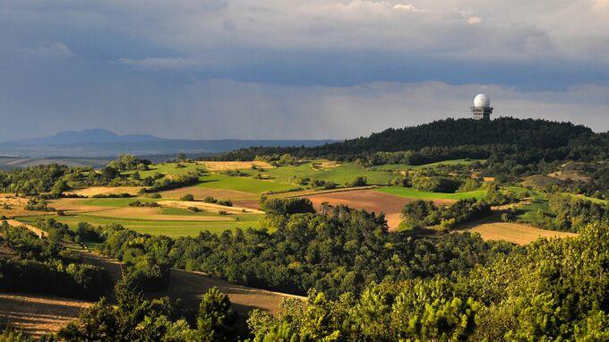 Weinviertel, NÖ - Buschberg