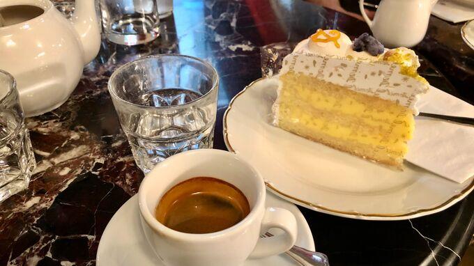 Wien - Cafe Demel