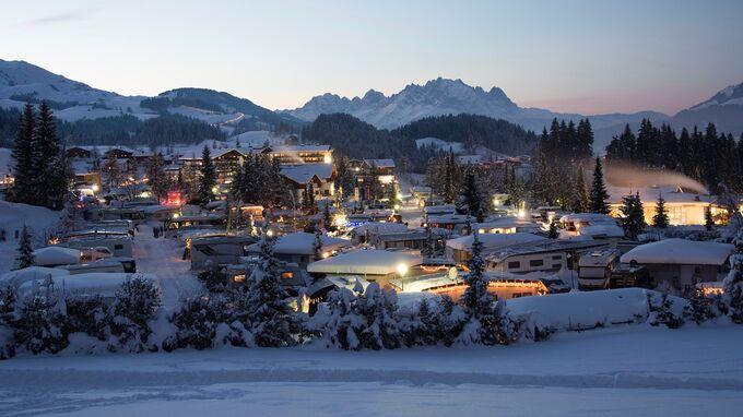 Fieberbrunn, Tirol - Camp