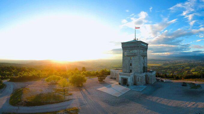 Karst, Slowenien - Cerje nove