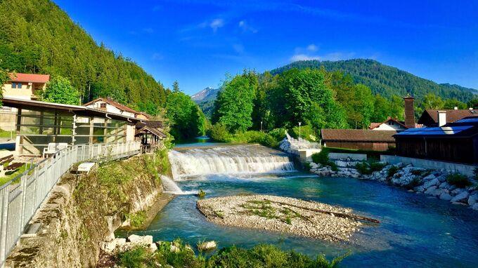 Chiemsee-Alpenland, Bayern - Energie-Wanderweg