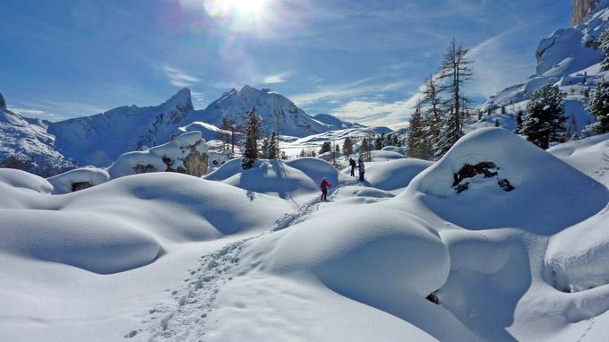 © www.guidedolomiti.com / Cortina d`Ampezzo, Italien - Natur pur / Zum Vergrößern auf das Bild klicken